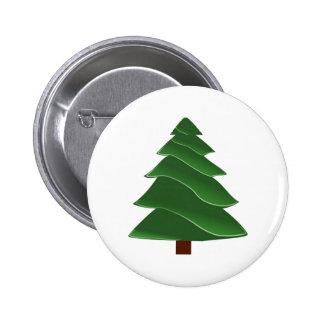 Beyond the Pine 6 Cm Round Badge