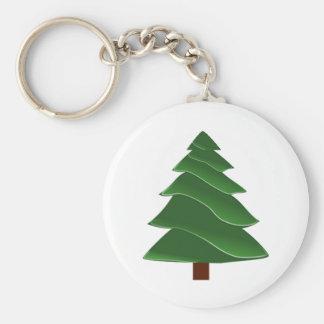Beyond the Pine Key Ring