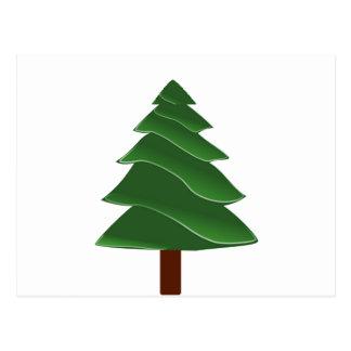 Beyond the Pine Postcard