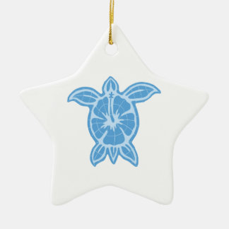BEYOND THE REEF CERAMIC STAR DECORATION