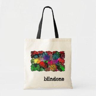 """""""beyond two"""" tote bag"""