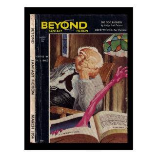 Beyond v01 n05 (1954-03.Galaxy)_Pulp Art Postcard