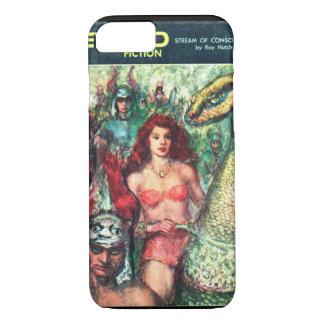 Beyond v02 n04 (1955-02.Galaxy)_Pulp Art iPhone 7 Case