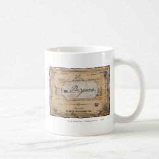 Bezoars Basic White Mug