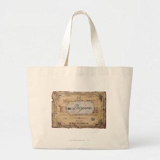 Bezoars Jumbo Tote Bag