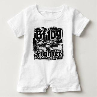 Bf 109 Baby Romper T-Shirt