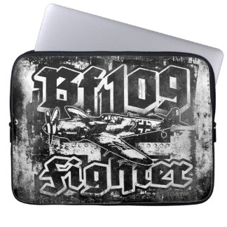 Bf 109 Laptop Sleeve Electronics Bag