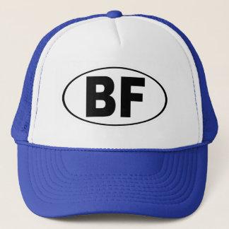 BF Beaver Falls Pennsylvania Trucker Hat