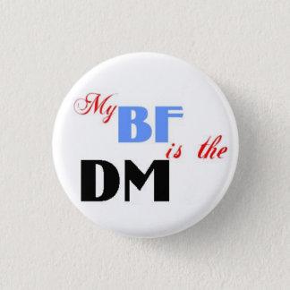 bf dm 3 cm round badge