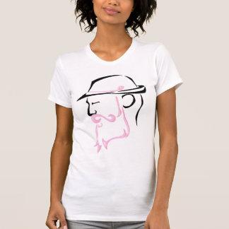 BFB Womens Black Logo T Shirts