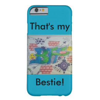 BFF! BARELY THERE iPhone 6 CASE