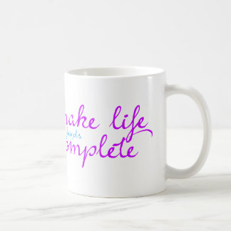 BFF (Best Fictional Friend) Mug