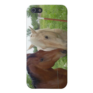 BFF Best Friends Forever - Horses Cover For iPhone 5/5S