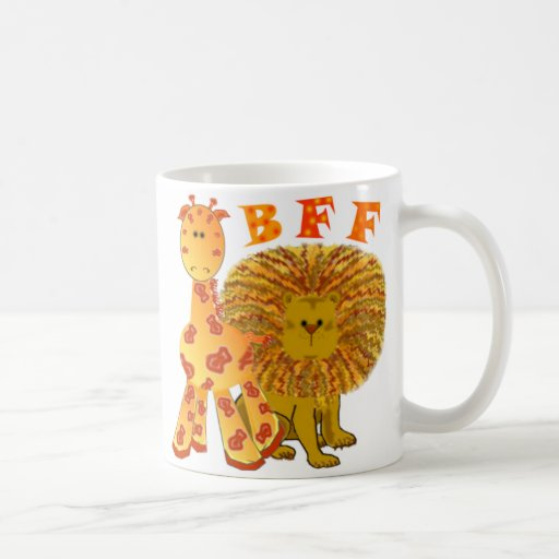 BFF Best Friends Forever Coffee Mugs