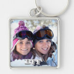 BFF Best Friends Forever Photo Keychain