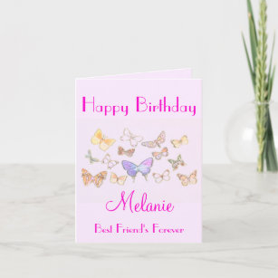 Happy Birthday Best Friend Forever Gifts On Zazzle Au