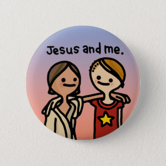 bff button. 6 cm round badge