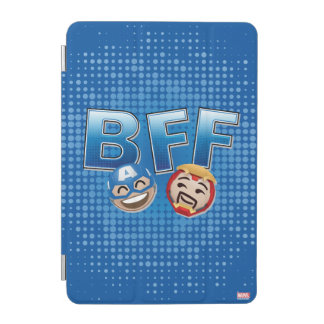 BFF Captain America & Iron Man Emoji iPad Mini Cover