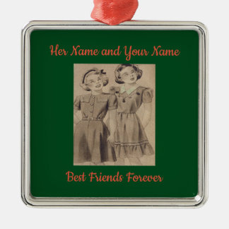 BFF Customize Ornament