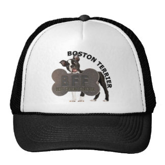 BFF DOG TAG - BEST FRIEND FOREVER TRUCKER HATS