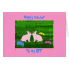 BFF Easter Card
