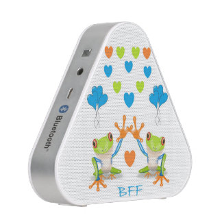 BFF Frogs Pieladium Portable Bluetooth Speaker