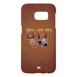 BFF Groot & Rocket Emoji
