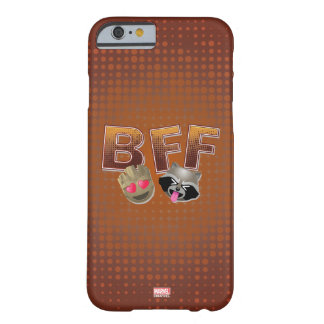BFF Groot & Rocket Emoji Barely There iPhone 6 Case