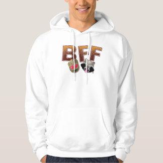 BFF Groot & Rocket Emoji Hoodie