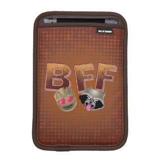 BFF Groot & Rocket Emoji iPad Mini Sleeve