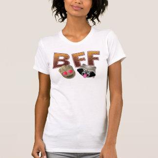 BFF Groot & Rocket Emoji T-Shirt