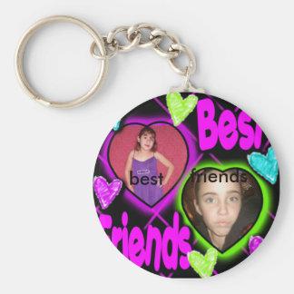 bffs, best, friends key ring