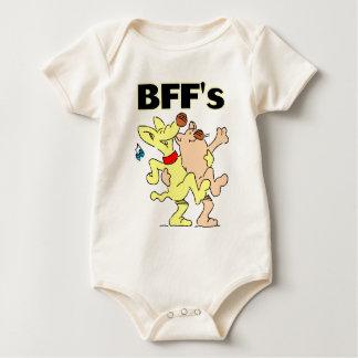 BFF's merchanidse Baby Bodysuit