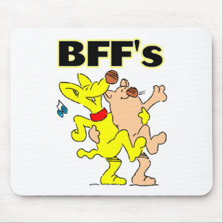 BFF's merchanidse Mousepad