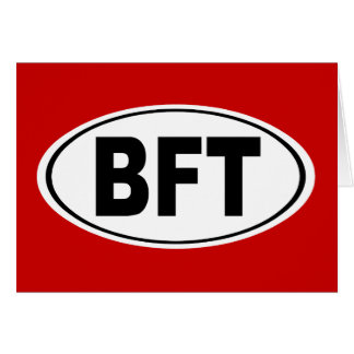 BFT Beaufort South Carolina Card
