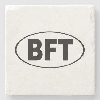 BFT Beaufort South Carolina Stone Coaster