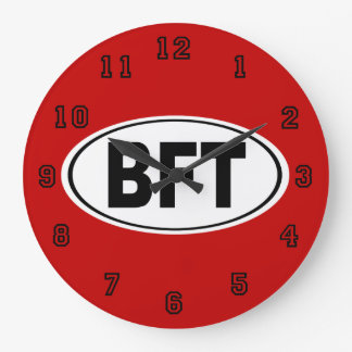 BFT Beaufort South Carolina Wallclock