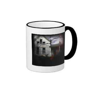 bg_home, I survived a night in the Villisca Axe... Ringer Mug