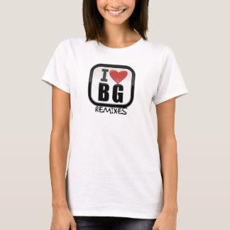 BG REMIXES LOGO  CAMISOLE/TANKTOP T-Shirt