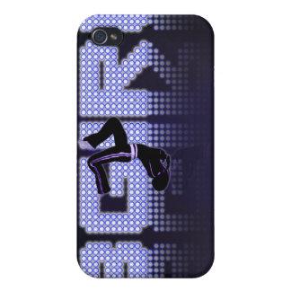 Bgirl Lights iPhone 4 Case