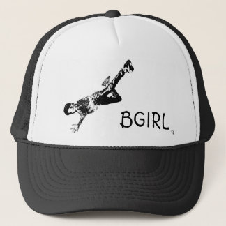 BGIRL pose by Jamie Trucker Hat