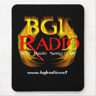 BGL Radio Mouse Pad
