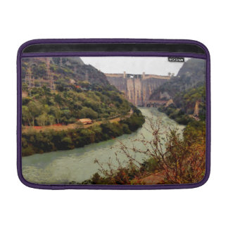 Bhakra Nangal Dam MacBook Sleeve