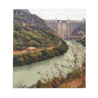 Bhakra Nangal Dam Notepad