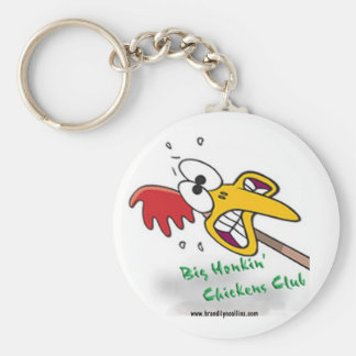 BHCC Keychain