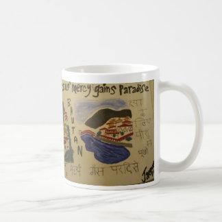 Bhutan christian mug