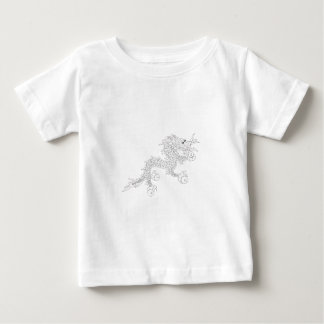 Bhutan Dragon Baby T-Shirt