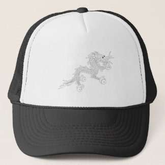 Bhutan Dragon Trucker Hat
