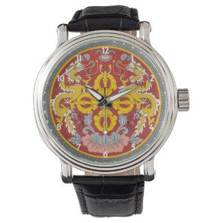 bhutan emblem watch