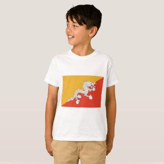 Bhutan Flag T-Shirt